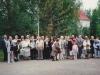 Retkellä Paavolassa 11.6.1990